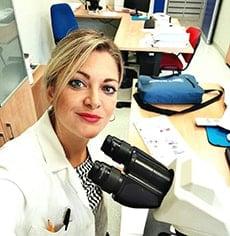 Dott.ssa Alisia Curto Pelle